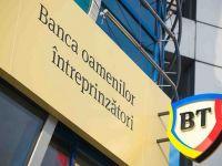 Banca Transilvania, a doua cea mai mare din România, a afişat un profit net semestrial de 496 milioane lei, în creştere cu 8,2%