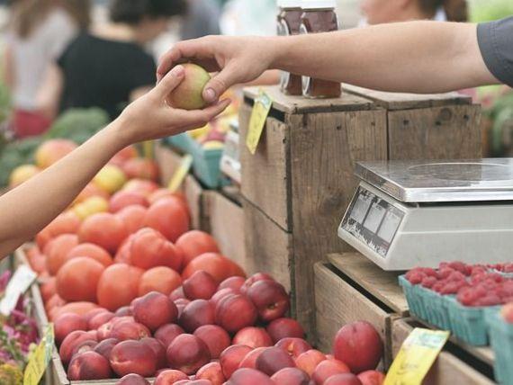 Rata anuală a inflaţiei a urcat în iulie la 1,4%, nivel maxim al ultimilor doi ani şi nouă luni. Cel mai mult s-a scumpit energia electrică, alimentele s-au ieftinit