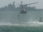Festivități de Ziua Marinei, la care participă peste 3.000 de militari