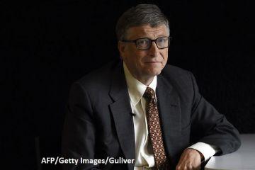 Cea mai mare donație din lume. Bill Gates dă în scopuri caritabile 5% din avere, respectiv 4,6 mld. dolari