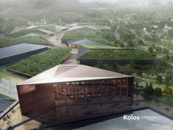 Cel mai mare centru de date din lume se construieşte în interiorul Cercului Polar. Cum arată proiectul care se întinde pe 60 ha