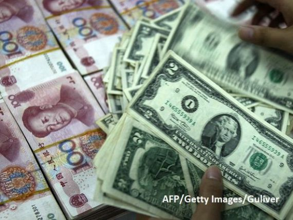 Pe fondul celor mai încordate relații comerciale dintre Beijing și Washington, China redevine cel mai mare creditor al SUA, devansând Japonia