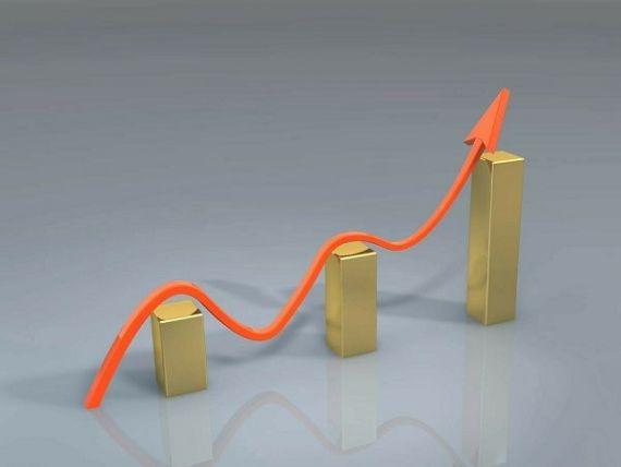 PIB-ul a crescut mai mult decât estimarile inițiale. INS a revizuit în creştere, la 6,1%, avansul economic al României din trimestrul al doilea