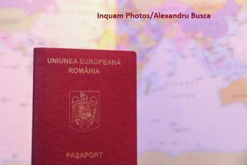 Valabilitatea pașapoartelor simple electronice, extinsă de la 5 la 10 ani, pentru persoanele peste 25 de ani