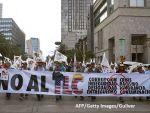 SUA, Canada şi Mexic încep renegocierea Tratatului de liber-schimb NAFTA, la cererea lui Donald Trump, care îl consideră  un dezastru  pentru americani