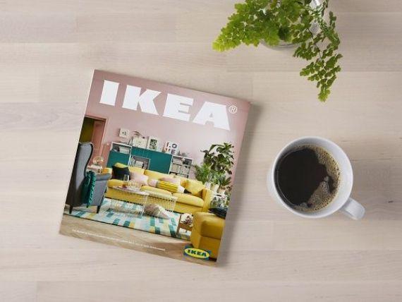 IKEA România lansează catalogul pentru 2018 si reamenajează magazinul din București