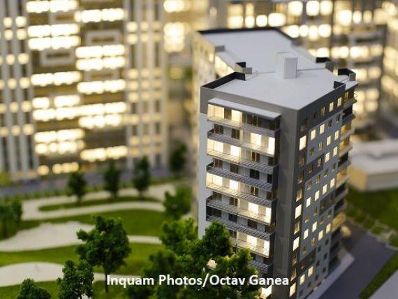 România intră într-o bulă imobiliară: apartamentele s-au scumpit cu peste 30%, în ultimii 3 ani. În Cluj, prețurile au crescut cu 78%, față de minimul din 2014