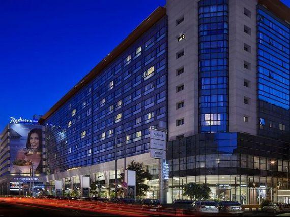 Israelienii care deţin Radisson Bucureşti au semnat o scrisoare de intenţie pentru a vinde complexul cu 177,5 mil. euro
