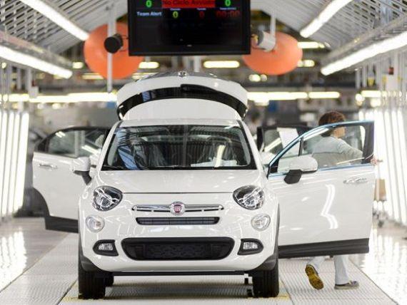 Fiat Chrysler, curtată de chinezi. Great Wall Motor, interesată să preia producătorul auto