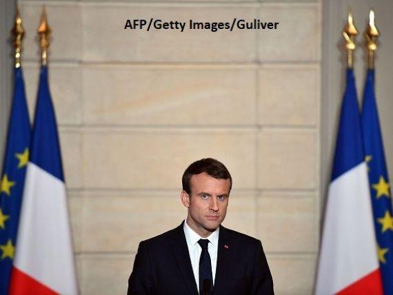 Macron:  Probabil  că francezii ar fi votat să părăsească UE, în cazul unui referendum similar celui din Marea Britanie