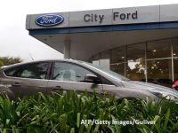 Ford închide trei fabrici și sistează producția unora dintre cele mai profitabile modele. Rezultate financiare vor fi afectate