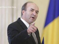 Tudorel Toader anunță declanșarea procedurii de numire a unui nou procuror general, în locul lui Augustin Lazăr