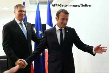 Reuters: În încercarea de a remodela Europa, Macron se îndreaptă spre Est. Președintele Franței vizitează România, Austria și Bulgaria, ţările  cel mai strâns ataşate de ancora lor europeană