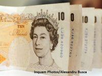 Efectele Brexitului: Moneda britanică scade la minimul ultimilor 8 ani, iar cetățenii UE părăsesc Regatul cu miile. Lira sterlină, cotată sub 1 euro la unele case de schimb