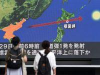Coreea de Nord a lansat o rachetă deasupra Japoniei. Reacția SUA