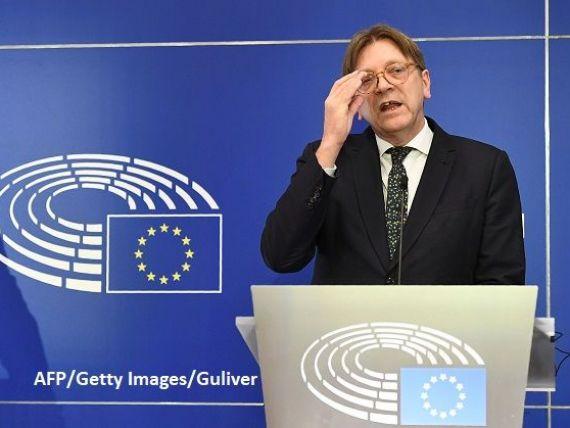 Divorț prelungit între UE și Regat. Verhofstadt (PE): Întârzierile în negocierea Brexitului impun necesitatea unei perioade de tranziţie prelungite