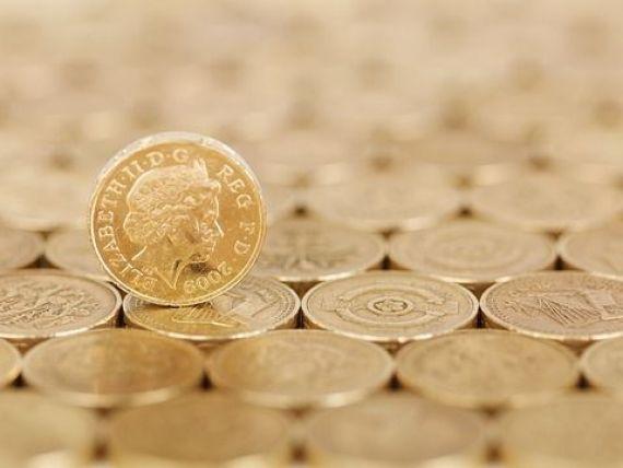Scenariul cel mai sumbru, după Brexit. Bloomberg: Lira sterlină va scădea la cel mai redus nivel din ultimii 34 de ani dacă Regatul iese din UE fără un acord