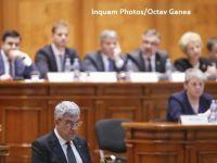 """Tudose, glume în Parlament despre situația economică a României: """"Ne cerem scuze că vom depăşi prognoza şi creșterea economică va fi mai mare. Nu ne atingem de Pilonul II de pensii"""""""