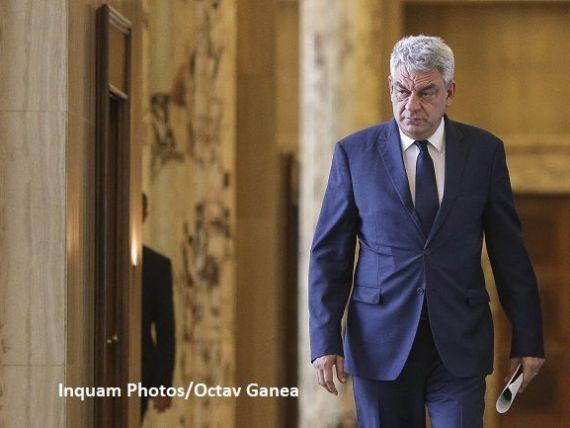 Propunerile de numire a noilor miniştri PSD au ajuns la Cotroceni. Tudose:  Nu există un plan B, nu am plecat de la premisa că președintele respinge numirile
