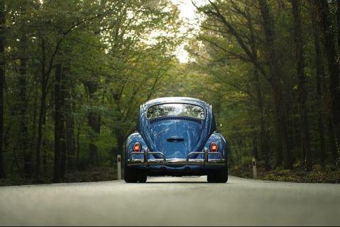 Volkswagen îngroapă  Broscuța . Nemții au anunțat că scot din producție celebrul Beetle