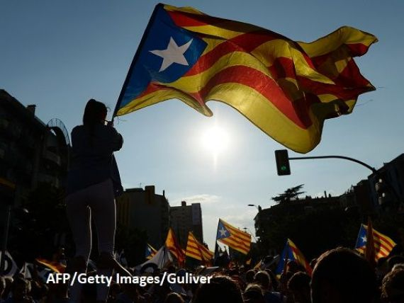 Catalonia face primul pas către independența față de Spania. Decizia controversată a guvernul separatist de la Barcelona