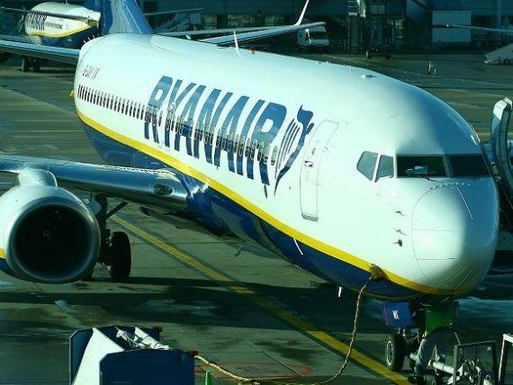 Prima grevă din istoria Ryanair. Toți piloții din Germania au întrerupt lucrul pentru patru ore