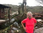 Paradisul s-a transformat în iad. Cum arată insula din Caraibe a omului de afaceri Richard Branson, după ce a fost măturată de uraganul Irma