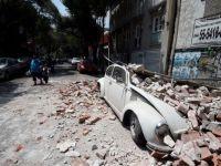 Cutremur cu magnitudinea 7,1, în Mexic. Bilant provizoriu: 248 de morți