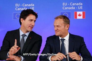 CETA, tratatul de liber-schimb UE-Canada, a intrat în vigoare provizoriu. Negocierile au vizat și eliminarea vizelor pentru români