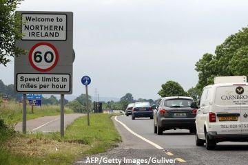 Scenariul  catastrofal  al unui  hard Brexit : graniță între Irlanda și Irlanda de Nord și niciun acord pe drepturile cetățenilor