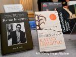 Scriitorul britanic de origine japoneză Kazuo Ishiguro a câştigat premiul Nobel pentru Literatură pe 2017