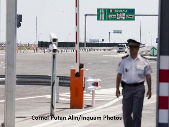 Toate mașinile care intră și ies din țară vor fi monitorizate. CNAIR a atribuit UTI un contract de 2,6 mil. euro pentru realizarea sistemului
