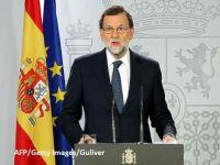 Confuzie la Barcelona. Rajoy îi cere președintelui catalan să clarifice dacă a declarat independența regiunii. Ce opțiuni are Spania pentru a răspunde crizei din Catalonia
