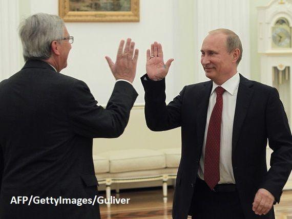 Juncker cere ca UE să-și  reînnoade  relațiile cu  marea Rusie :  Crede cineva că ne putem gândi la Europa fără să ținem cont de Rusia?