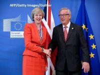 Theresa May, vizită de urgență la Bruxelles. Premierul britanic se întâlneşte cu șeful CE, înaintea summitului pe tema Brexitului