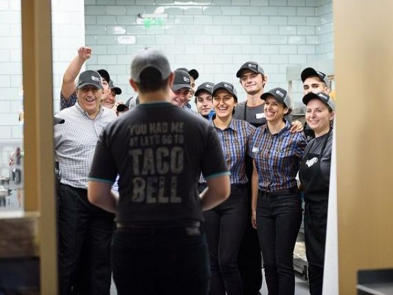 Taco Bell face angajări pentru cel de-al doilea restaurant din București. Când și unde va fi deschis