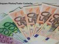 Leul se apreciază față de euro și dolar. BNR a anunțat un curs de 4,6347 lei/euro
