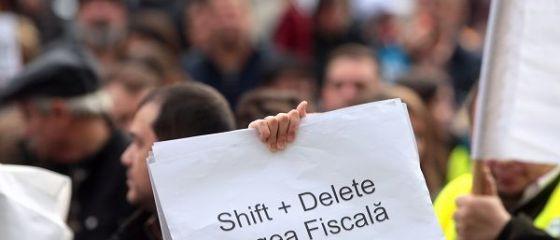 Sindicatele se alătură protestelor societății civile. BNS anunță un miting de protest față de modificarea Codului Fiscal și împotriva legilor justiției