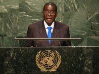 Preşedintele din Zimbabwe, Robert Mugabe, a demisionat după 37 de ani la putere