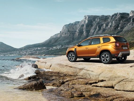 Cum va arăta și cât va costa noul  super-Duster  pe care îl pregătește Renault:  Va semăna destul de bine cu BMW X4