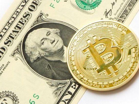 Bitcoin a ajuns sub 7.000 de dolari, de la recordul de 20.000 dolari, în decembrie. Moneda virtuală a pierdut 20% din valoare în doar 5 zile