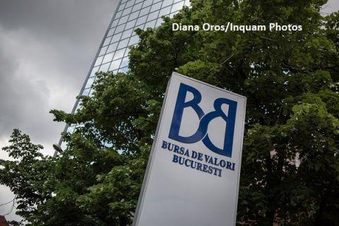 """Bursa de la București a scăzut cu peste 7%, după anunțarea """"taxei pe lăcomie"""" și a plafonării prețului gazelor. Oltchim și Banca Transilvania pierd 15%"""