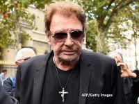 A murit cântarețul Johnny Hallyday, supranumit  Elvis Presely al Franței