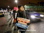 Tensiune în creștere în Irlanda de Nord. Manifestaţie la Belfast împotriva introducerii unei frontiere cu Irlanda, după Brexit:  Armele vor vorbi din nou