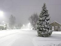 Vestul Europei, afectat de o furtună de zăpadă şi de vânturi puternice, care perturbă traficul aerian