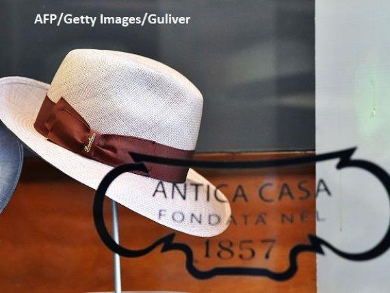 Apusul unei epoci. Celebrul producător italian de pălării Borsalino a intrat în faliment, după 160 de ani de existență