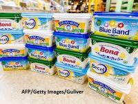 Tranzacția anului în industria alimentară. Unilever a vândut divizia de margarină către firma americană KKR, pentru 8,1 mld. dolari