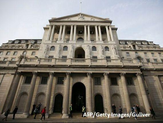 Banca Angliei va permite bancilor din UE să opereze normal în Marea Britanie, după Brexit