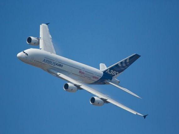 Zbor frânt pentru cel mai mare avion de pasageri din lume. Airbus vrea să scoată din producție modelul A380
