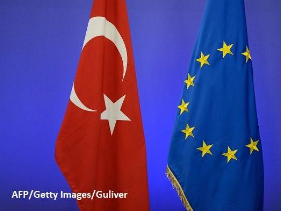 Ministrul de Externe turc: Turcia şi-a epuizat răbdarea în legătură cu aderarea la UE